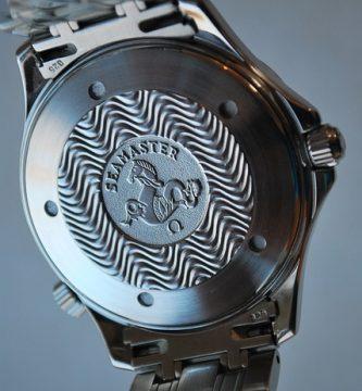 Tenga una aventura intensa con los relojes Omega Seamast