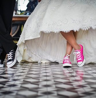 10 tendencias de vestidos de novia de la semana de la moda nupcial 2018