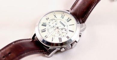 ¿Cuáles son los relojes fósiles que uno debe comprar?
